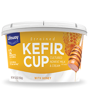 Honey Kefir Cup