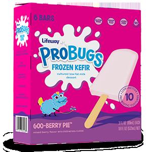 Goo Berry Pie Frozen ProBugs