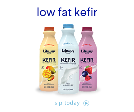 lifeway low fat kefir