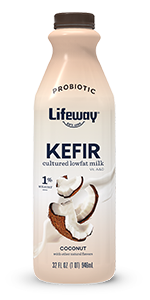 Coconut Lowfat Kefir