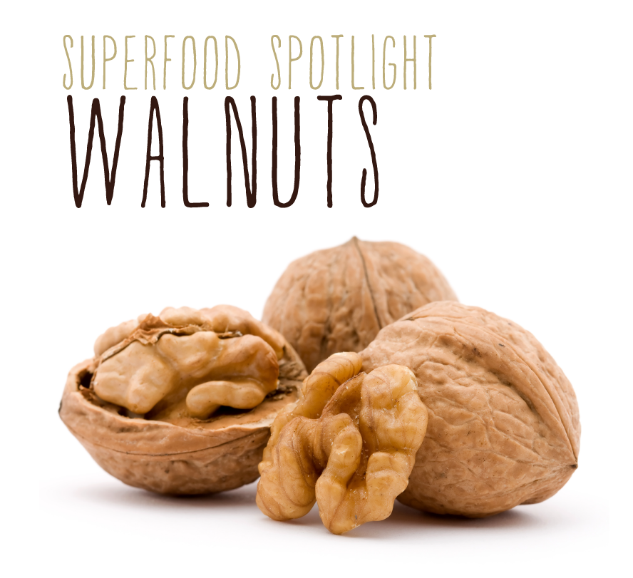 Lifeway Kefir, Superfood Spotlight Walnuts