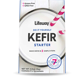 The Lifeway Kefir Starter product image.