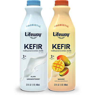 low fat kefir